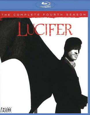Lucifer: The Complete Fourth Season New Blu-Ray Disc