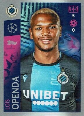 Topps Match Attax Champions League Sticker CL 19/20 No. 528 Lois Openda