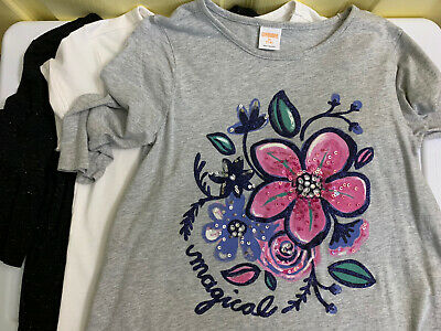 """NEW Girls Size M 7-8 Gymboree Shirt /""""No Bad Days/"""" 2018 Fall Line MSRP $24 NWT"""