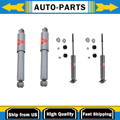 KYB Gas-a-Just Front /& Rear Shock Absorber LH RH Set of 4 for 63-82 Corvette