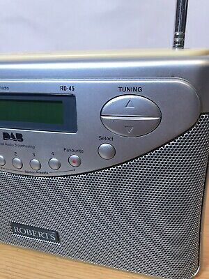 Roberts Radio Gemini 45 - DAB/FM/RDS TESTED AND WORKING