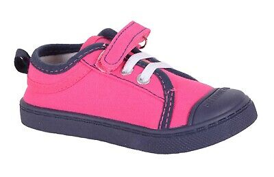 SKIDDERS Baby Toddler Unisex Canvas Shoes Sneakers Style SK1023 Size 7 NWT