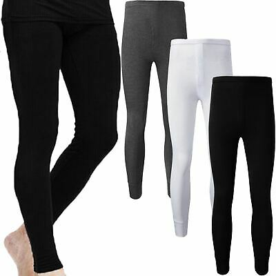 New Mens Thermal Long Johns Bottom Underwear Warm Thermals Trouser Baselayer