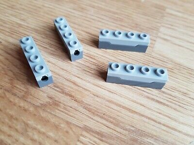 4 x LEGO 15400 Lanceur Projectile Canon à Ressort Spring Shooter 1x4 NEUF NEW