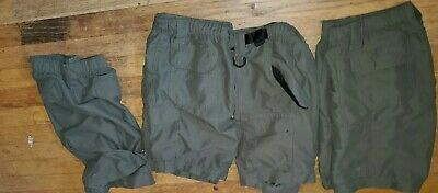 Boy scouts of america youth large shorts 4 pair