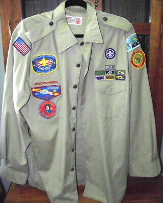 4 Vintage Scout Shirts Sequoyah Council www Order of the Arrow
