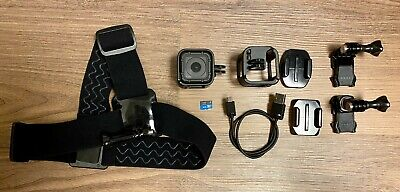 GOPRO HERO4 Session Action Camcorder - Black w/Accessories Set - FREE SHIPPING