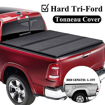 Fit 2009 2019 Ram 1500 5 7ft Retractable Tonneau Cover Hard Waterproof Aluminum 698 24 Picclick