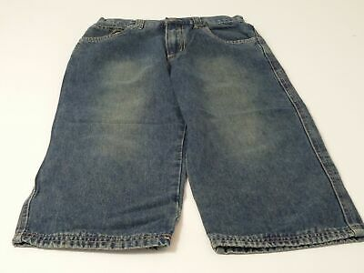 Boys U.s Polo Assn Age 5-6 Years Blue Mid Wash Straight Jeans