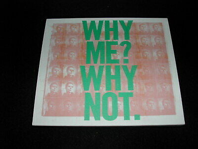 LIAM GALLAGHER - Why Me? Why Not (Warner CD 2019) Exclusive Edition Oasis