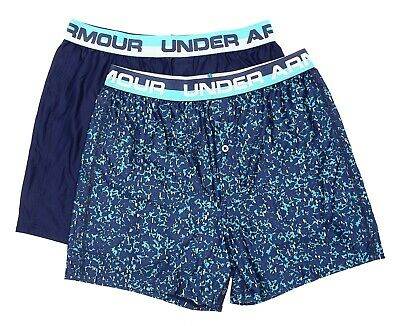 Under Armour 2 Pack Boxer Briefs Youth Size XL 22611