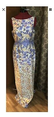 Mother Of The Bride Size 10 Long Formal Dress