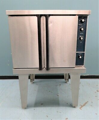 DUKE, Convection Oven- Single Deck -Gas fired # 613 Series