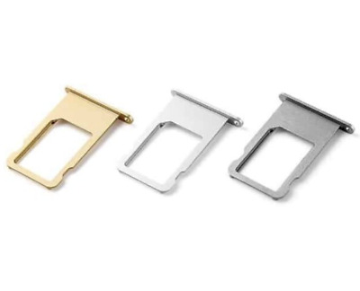 For iPhone 6 - Sim Card Tray, Gold/SILVER/Space Grey With SIM PIN