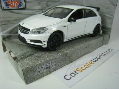 Mercedes Benz A45 Amg 1/43 Motormax (White)