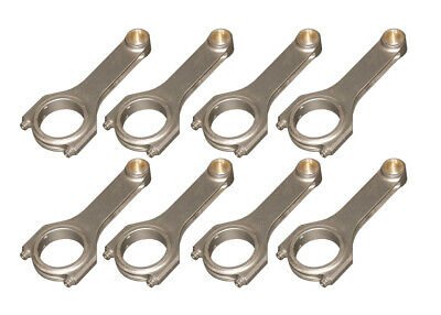"Eagle CRS6760C3D Forged H-Beam Connecting Rod Fits Mopar RB-Series - 6.760"" 8 pc"