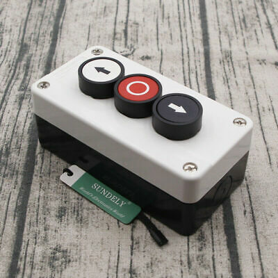 SQUSD3 Square D  Push Button Station UP DOWN STOP