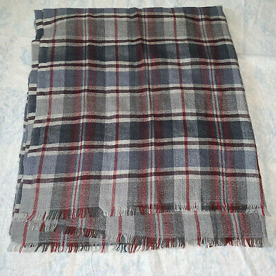 LORO PIANA Cashmere and Silk Fringe Scarf Shawl