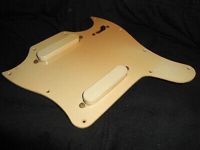 Gibson Guitar Firebird Pickguard Logo Vinyl Decal Sticker OEM Metal Flake GOLD