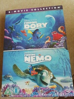 Brand new in cellophane Finding Dory/Finding Nemo [DVD]