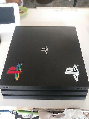Sony Playstation Pro 4 PS4 PRO Console [CUH-7215B] FOR PARTS OR REPAIR ONLY