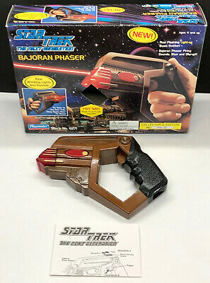 Playmates - Star Trek TNG - Bajoran Phaser + Box (The Next Generation)