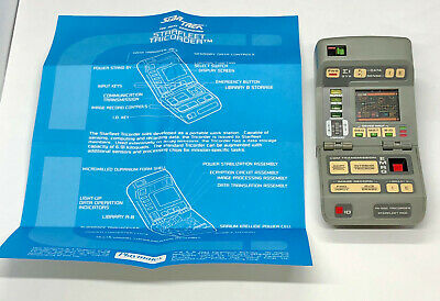 Playmates Star Trek TNG - Tricorder Scanner + Blueprint (No Box) Next Generation