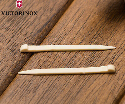 Genuine Victorinox SMALL TOOTHPICK for 58mm swiss army knife-A.6141 Pack of 2