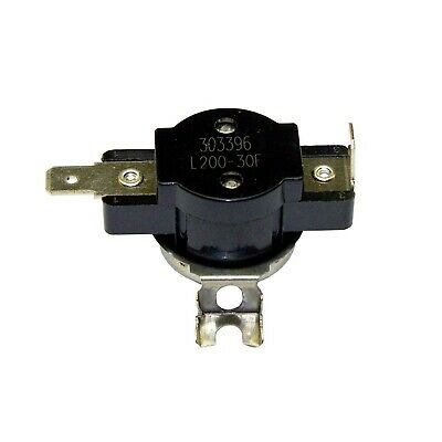 AP4036890 Dryer High Limit Thermostat L200 for Maytag PS2029367 303396
