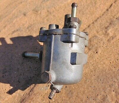Classic Datsun SSS 180B Twin Carburettor Float Bowl 610 Coupe 1974 Nissan ISO