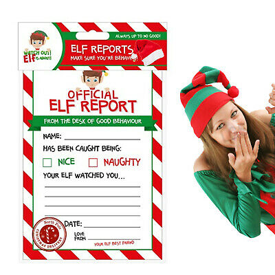 Elf Accessories Props Elf mates On Shelf Ideas Advent Toy Christmas Game Report