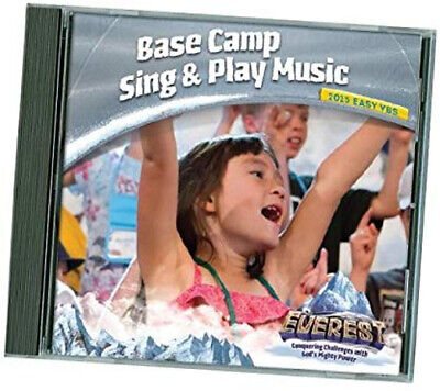 EVEREST VBS VACATION Bible School - Base Camp Sing & Play ...