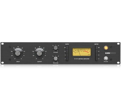 Klark Teknik 76-KT FET-Style Single-Channel Compressor , New!