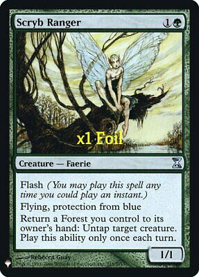Pull from Eternity FOIL Mystery Booster MS1 MTG NM Magic The Gathering