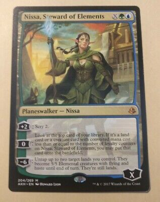 Samut Voice of Dissent Amonkhet NM Red Green Mythic Rare MAGIC CARD ABUGames