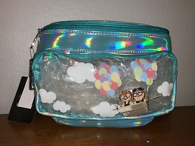 Loungefly Officially Licensed Disney Pixar Icons Fanny Pack Waist Bag BoxLunch