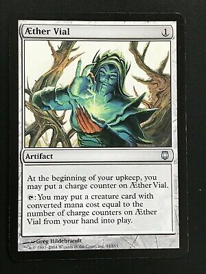 Aether Charge Foil Near Mint MTG Onslaught Magic 2B3