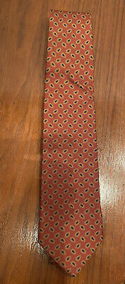 Details about  /NWOT Brooks Brothers Pines or Floral Octagon Print Silk Tie  MSRP $89.50