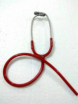 Stethoscope Tubing in Red Color New Free Shipping