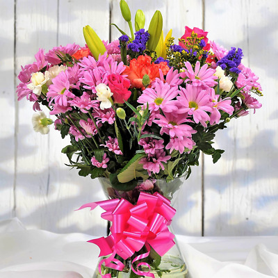 Homeland Florists Value Mixed Fresh Flowers Delivered UK Next Day,...