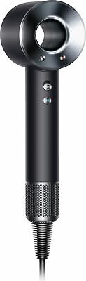 Dyson Supersonic Hair Dryer Black/Nickel | Refurbished by Dyson
