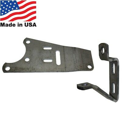 Farmall Char-Lynn Power Steering H Or Super H Pump Mount Bracket 814 815