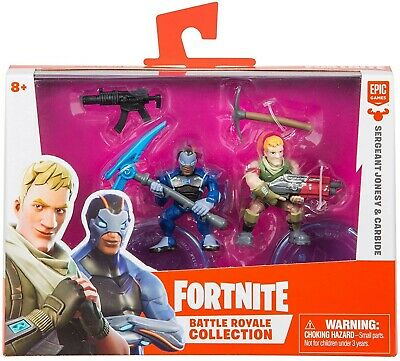 8 FORTNITE BATTLE ROYALE COLLECTION FIGURES DUO PACK AP 1760