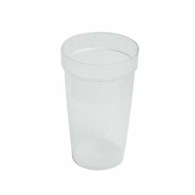 Dyn-A-Med 80099 Titration Cup For Mettler DL Series Titrator, 100mL Capacity ...