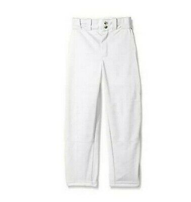 Wilson Youth Classic Relaxed Fit Baseball Pant Grey Large
