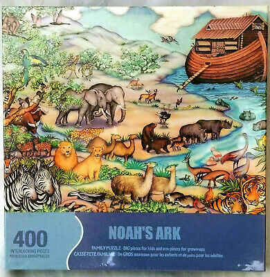 **NEW SEALED** CANDY KALEIDOSCOPE 400pc SPRINGBOK PUZZLE by Gary Gay