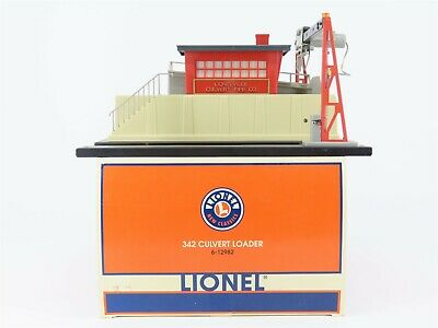 New Lionel Operating Sawmill Saw Mill 6-37919 O Gauge Spinning Blade Boxed
