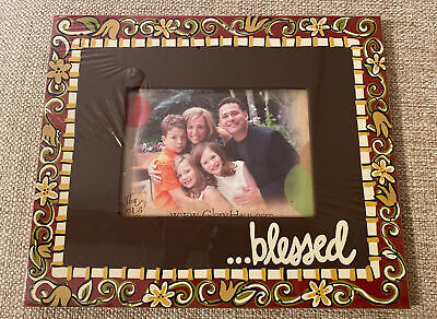 """NEW Grandparents are a Gift from Above By Glory Haus Photo Frame 12/"""" x 10/"""""""