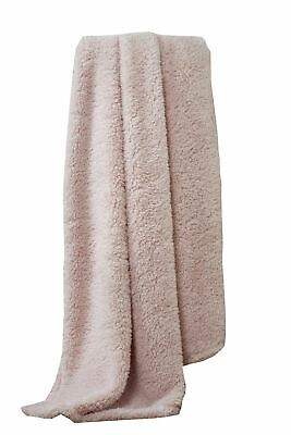 Country Club couverture polaire rose Licorne 120 x 150 cm environ