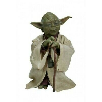NEW Star Wars Toy Yoda 2004 Empire Strikes Back 2.0/'/' Action Figure Toy Gift